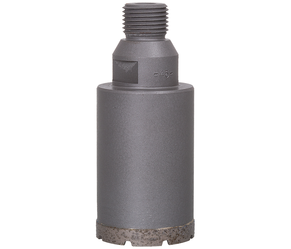 ADI Hohlbohrer ø 10 mm   Bohrtiefe 55 mm   Wandung 2 mm