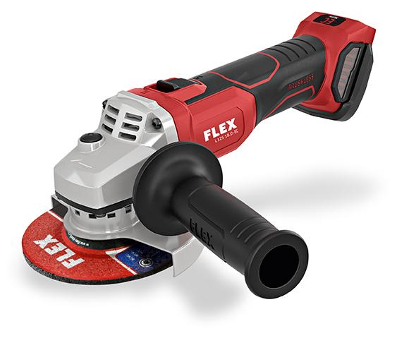FLEX Akku-Winkelschleifer L 125 Solo