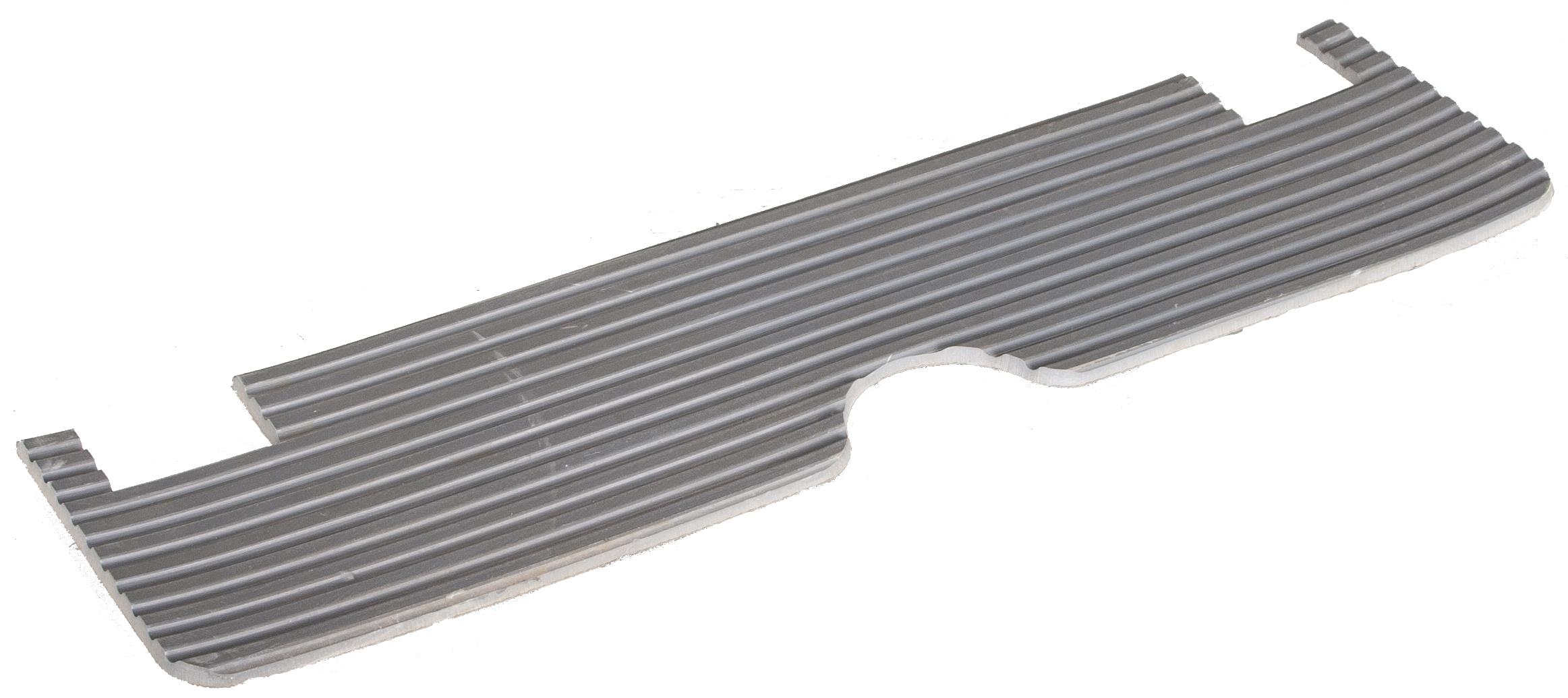 Gummibelag für Schaufel Stahlrohrsackkarre verzinkt