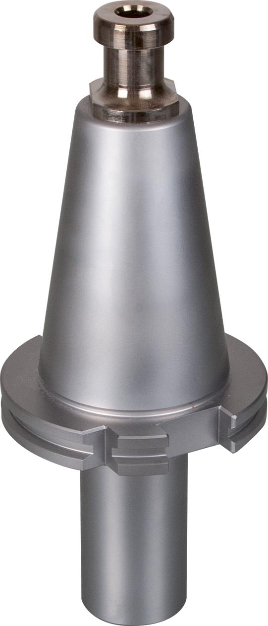 Aufnahmekonus SK50 auf M30 x 3,5 | Omag ø 28 mm
