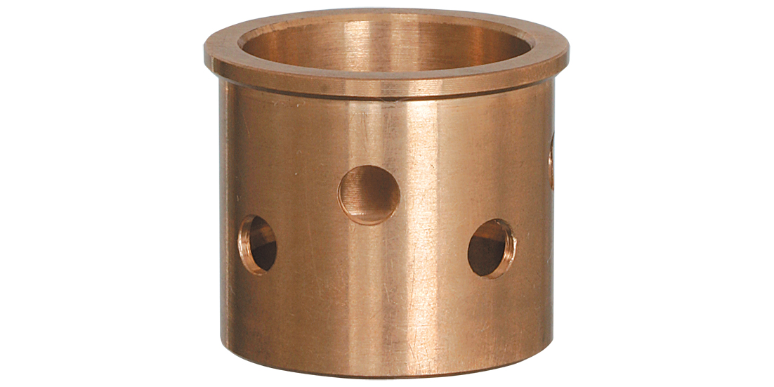CNC-Reduzierring ø 35mm auf ø 22 mm │ Intermac