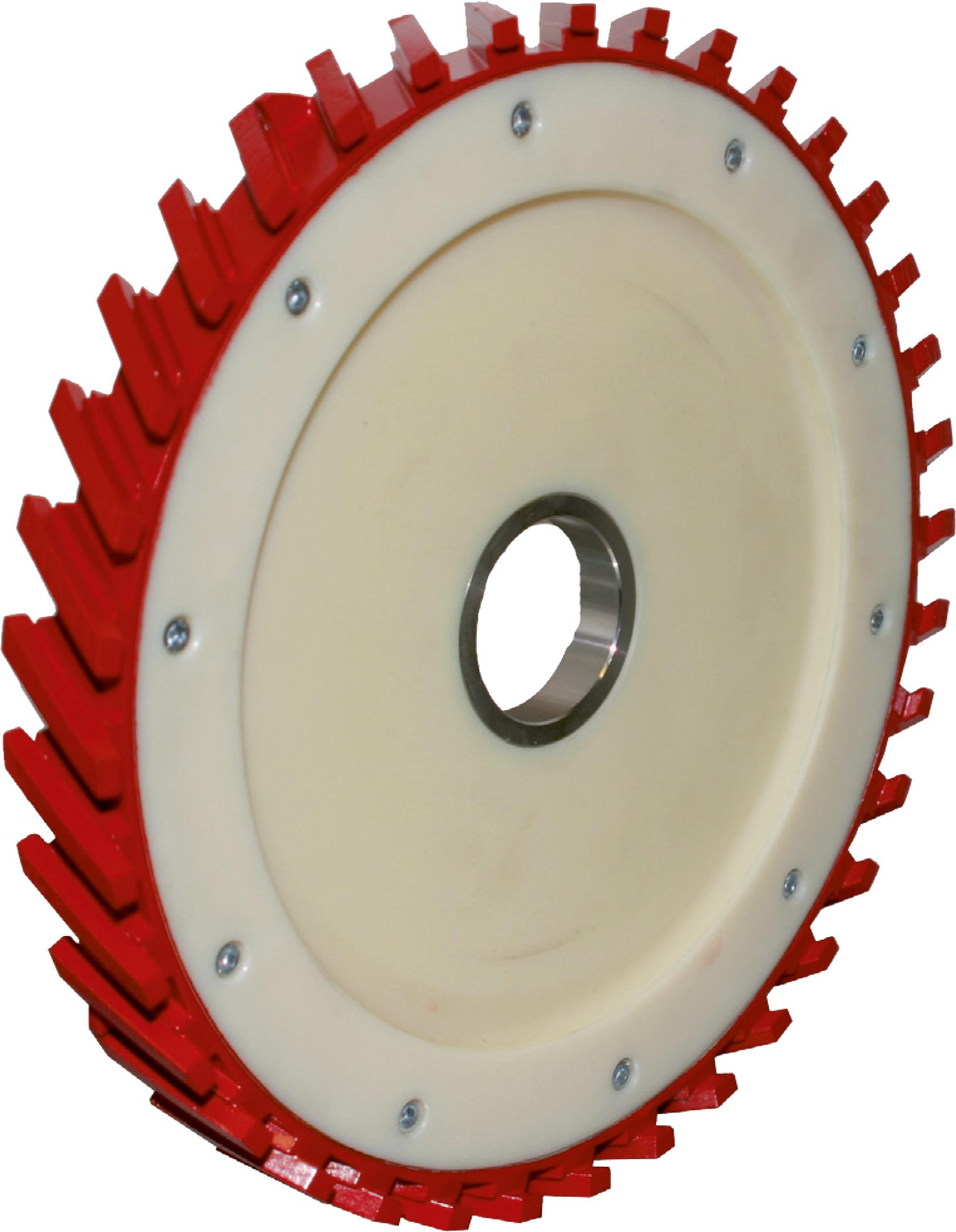 DIAREX Umfangsfräser ø 350 mm | Fräsbreite 40 mm | GMM
