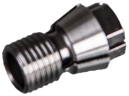 Spannzange 6 mm für Druckluft Profilschleifer PS29